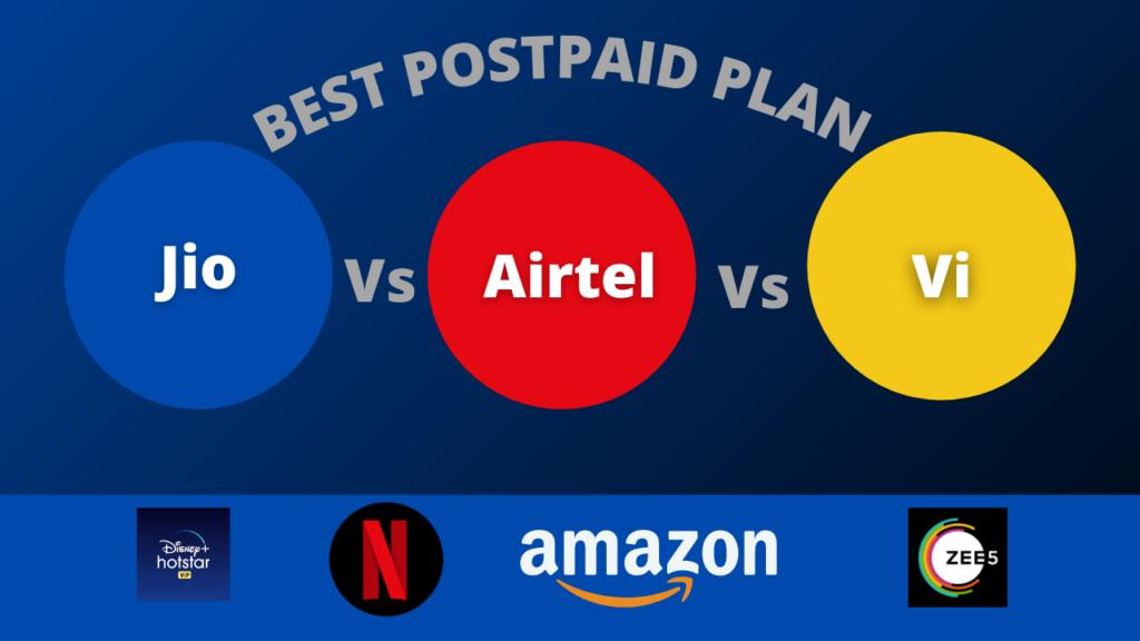 Best Postpaid Plans