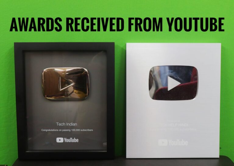 youtube play button 100k