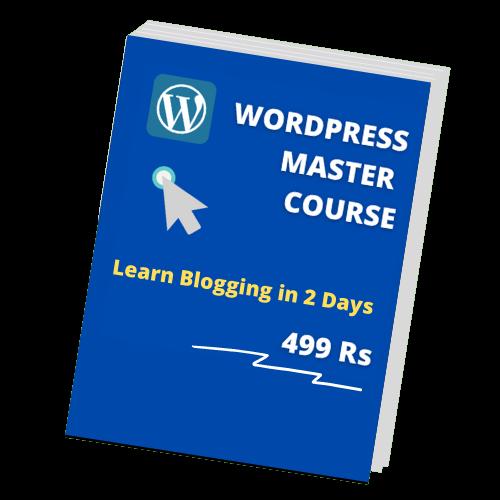 wordpress master course