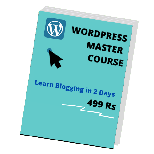 WORDPRESS MASTER COURSE BY NIK MALHOTRA